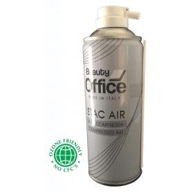 Bomboletta aria compressa infiammabile STAC AIR 400 ml