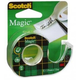 Scotch® Magic™ 810 Dispenser Nastro Adesivo 19 mm x 7.5 mt