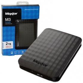 Hard disk portatile Seagate M3 2Tb Esterno Usb 3.0 - retail