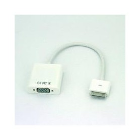 VGA Cable projector/PC to IPHONE IPAD sharing vedios photos