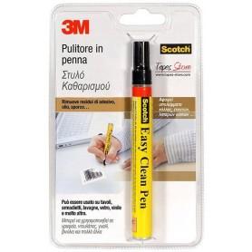 3M Easy Clean Pen Penna Pulitrice rimuove colle adesivi olio